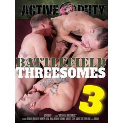Battlefield Threesomes #3 DVD (16478D)
