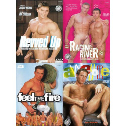 Matt Sterling Muscle Heads 4-DVD-Set (16604D)