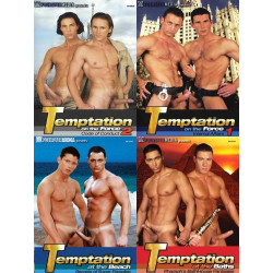 Diamond Pictures Temptations 4-DVD-Set