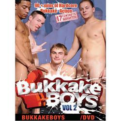 Bukkake Boys #2 DVD (16630D)