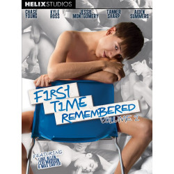 First Time Remembered #2 DVD (09188D)