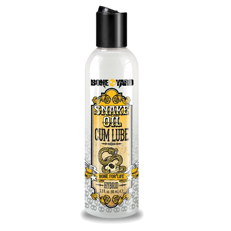 Snake Oil Cum Lube 2.3oz/68ml (E04120)