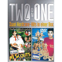 Two On One (#1 Scouts At Camp + Boarding School Games) DVD (15620D)