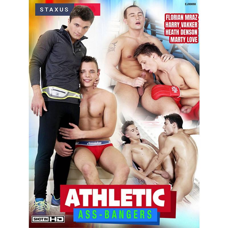 Athletic Ass Bangers DVD (16634D)