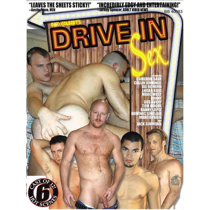 Drive In Sex DVD (15618D)