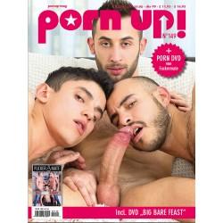 PornUp 149 Magazine + Big Bare Feast DVD (M0249)
