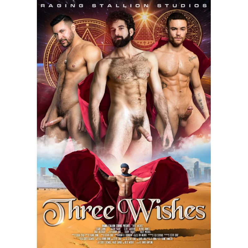 Three Wishes DVD (16583D)