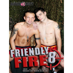 Friendly Fire #8 DVD (16622D)
