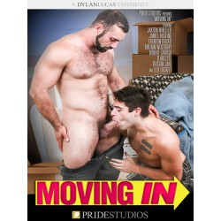 Moving In DVD (16589D)