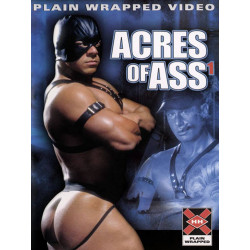 Acres of Ass #1 (Plain Wrapped) DVD (16687D)