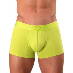 Rounderbum Colors Padded Boxer Trunk Underwear Yellow (T5963)