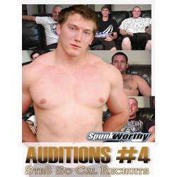 Auditions 4: STR8 So Cal Recruits DVD (16603D)