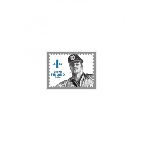 Tom of Finland Stamp Pin Final (T3179)