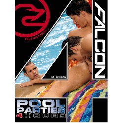 Falcon Four Hours - Pool Parties 2-DVD-Set (16680D)