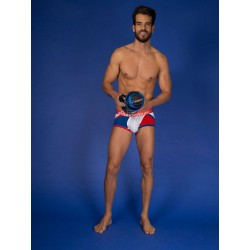 Rounderbum Fan Edition Anatomic Boxer Trunk Underwear France (T5997)