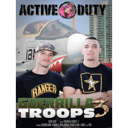Guerilla Troops #3 DVD (16647D)