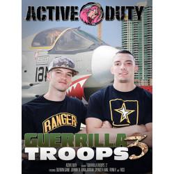 Guerilla Troops #3 DVD (16647D)