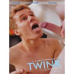 Twink Compilation #3 DVD (16747D)