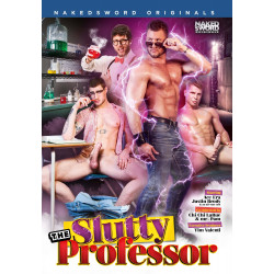 The Slutty Professor DVD (16729D)