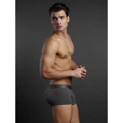 Rounderbum Colors Padded Boxer Trunk Underwear Dark Grey