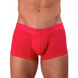 Rounderbum Colors Lift Boxer Trunk Underwear Red (T5967)