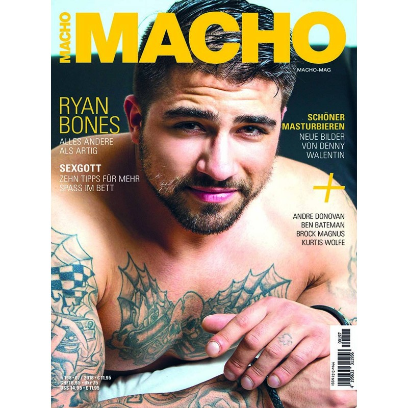 Macho 198 Magazin (M6198)