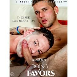 Doing Favors DVD (16770D)
