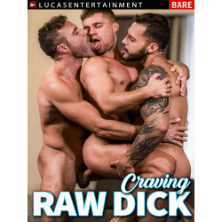 Craving Raw Dick DVD (16653D)