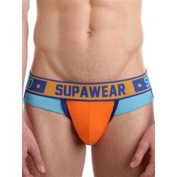 Supawear Spectrum Jockstrap Underwear Blazing Orange (T6007)
