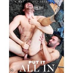 Put It All In DVD (16769D)