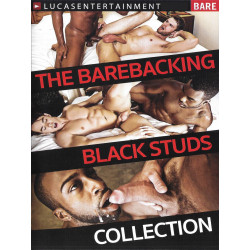The Barebacking Black Studs Coll. DVD (LucasEntertainment) (16795D)