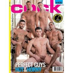 Cock 409 Magazine + DVD (M1709)