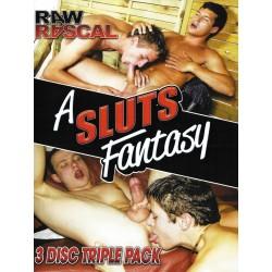 A Sluts Fantasy 3-DVD-Set