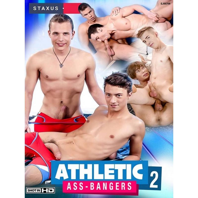 Athletic Ass Bangers #2 DVD (16834D)