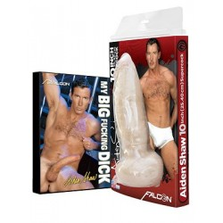 Aiden Shaw Supercock and DVD-Set (16557D)
