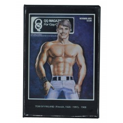 Tom of Finland Magnet QQMAG (T5818)