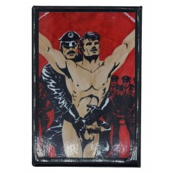 Tom of Finland Magnet Red Bondage (T5819)