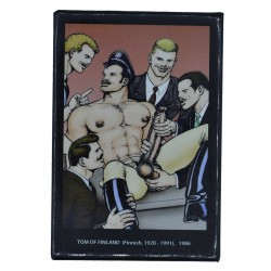 Tom of Finland Magnet Businessmen 1 (T5799)