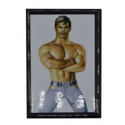 Tom of Finland Magnet Hunk Posing (T5810)