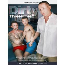 Dirty Threesome DVD (16845D)