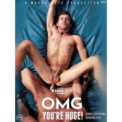 OMG You`re Huge DVD (16825D)