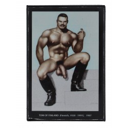 Tom of Finland Magnet Come Get It (T5801)