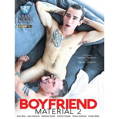 Boyfriend Material #2 DVD (16890D)