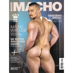 Macho 200 Magazin (M6200)