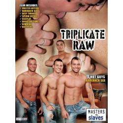 Triplicate Raw DVD (16862D)