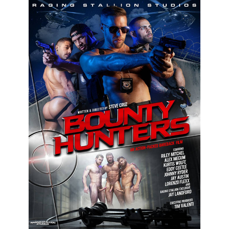 Bounty Hunters DVD (16917D)