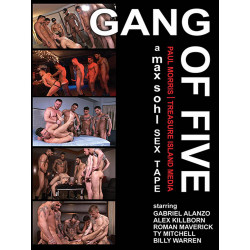 Gang Of Five DVD (Treasure Island) (16950D)