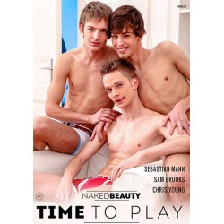 Time to Play DVD (Naked Beauty) (16921D)