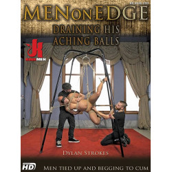 Draining His Aching Balls DVD (Men On Edge) (16973D)