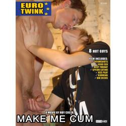 Make Me Cum DVD (16870D)